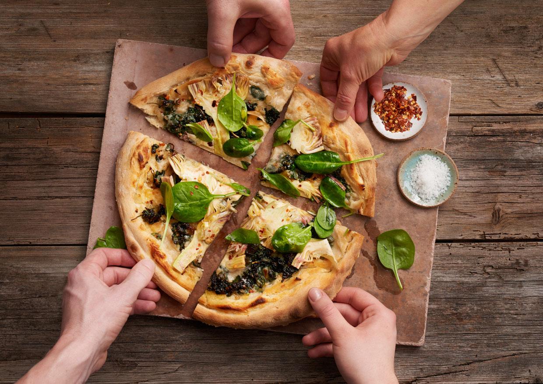artischockenpizza
