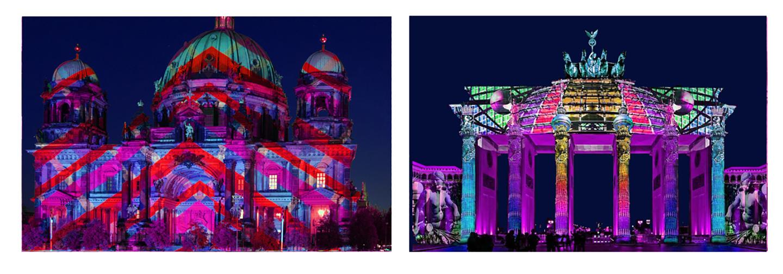 Berlin farbig