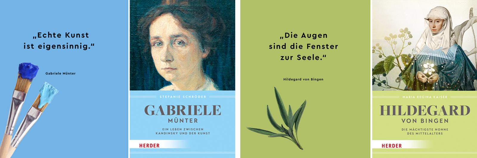 Gabriele & Hildegard