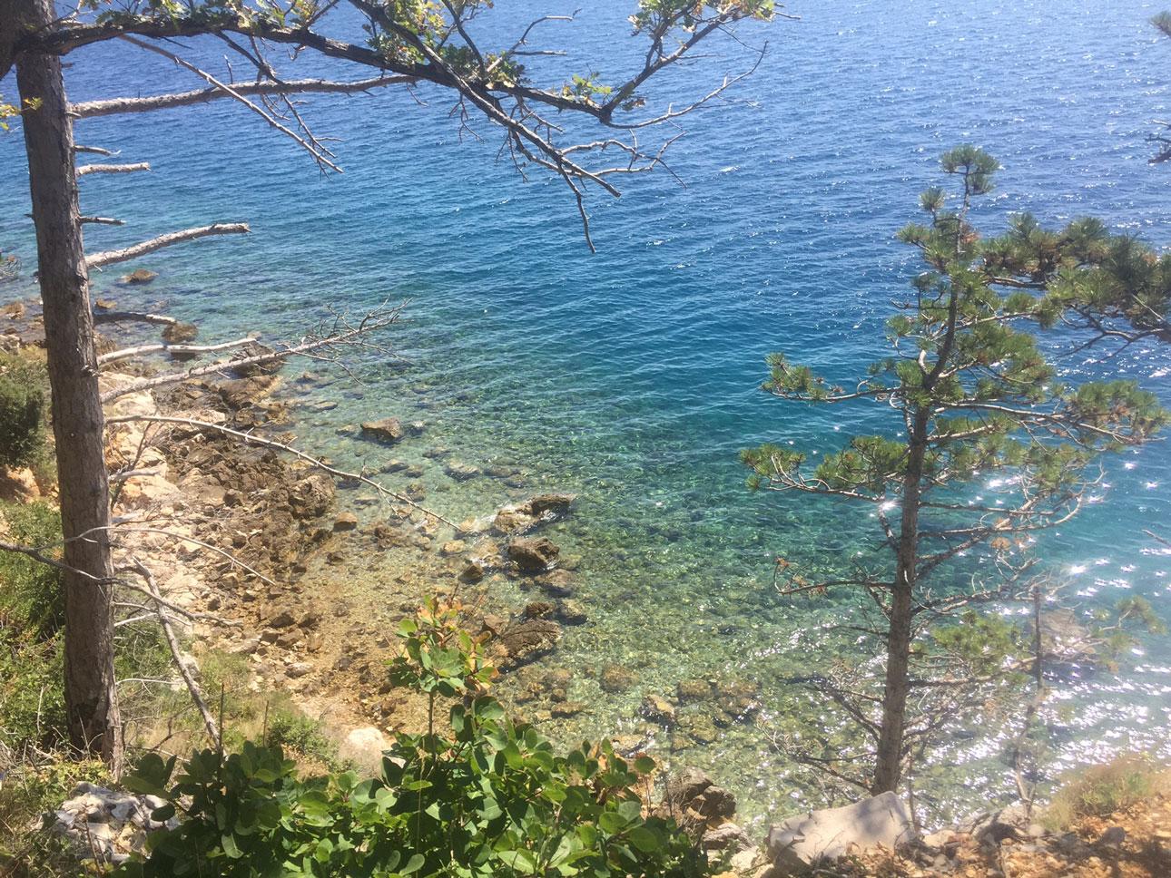 Meer Kroatien