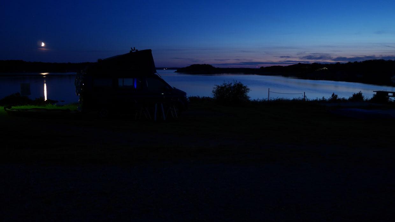 Mit dem Campingbus in Schweden