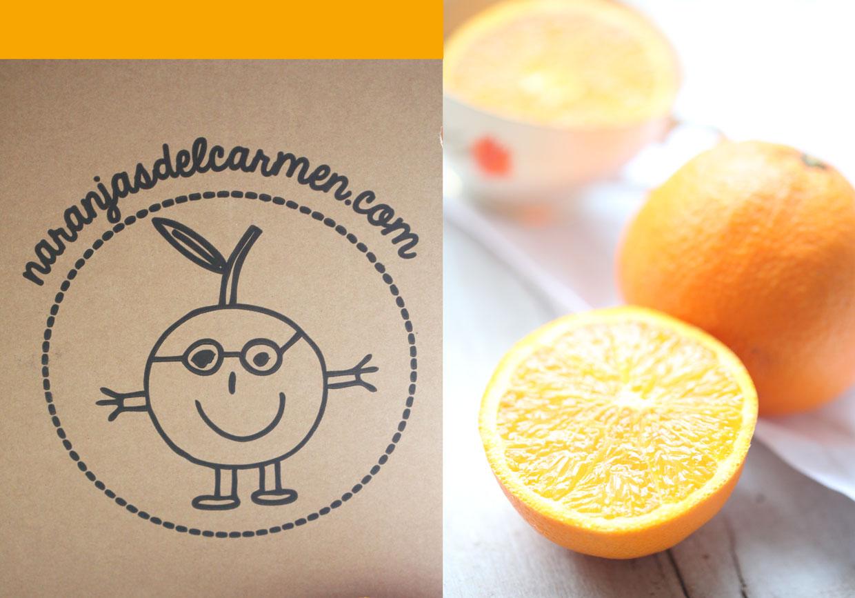 Orangen aus Valencia