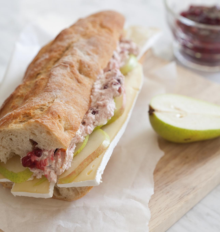 preiselbeer-birne-sandwic