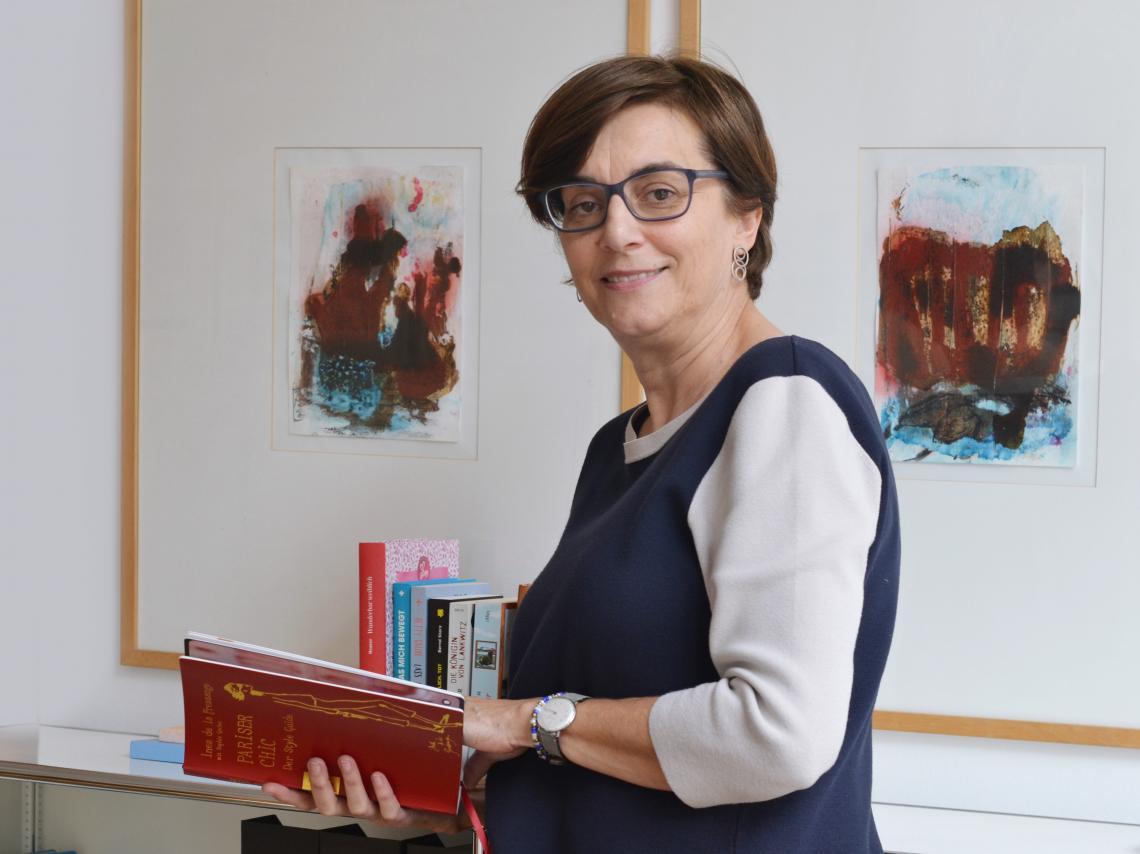 Manja, Buchbotschafterin