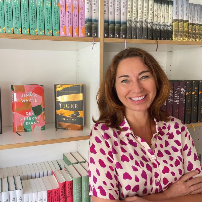 Verlegerin Eisele Verlag