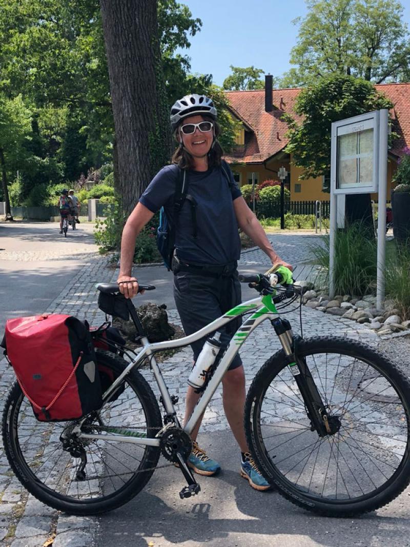 Fahrradtour im Allgäu