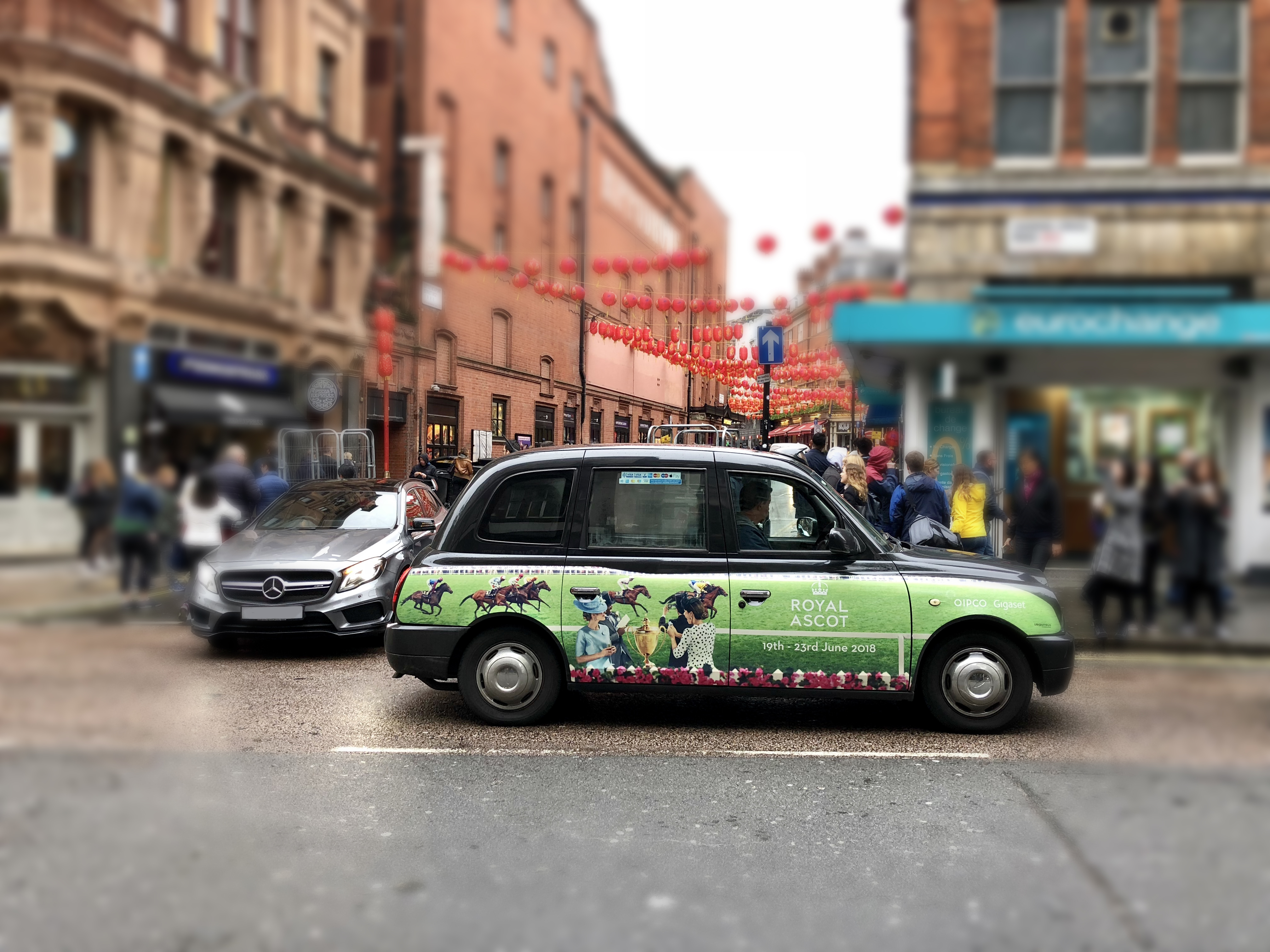 Taxi Ascot