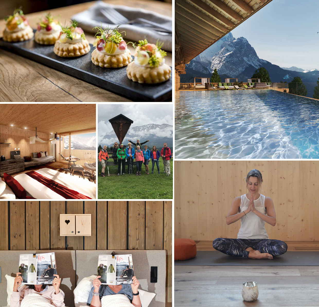 Impressionen Yoga Retreat